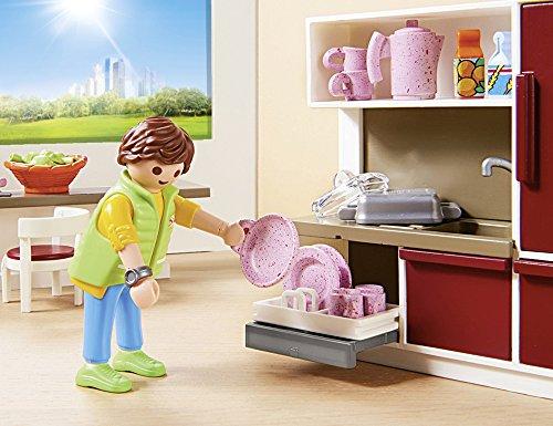 Ensemble de Cuisine Aménagée Playmobil Set - 9269 - 4