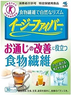 小林製薬 特定保健用食品 イージーファイバー 30パック【3個セット】