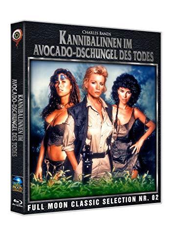 Kannibalinnen im Avocado-Dschungel des Todes (Full Moon Classic Slection Nr.2) [Blu-ray]