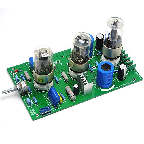Find Discount 6Z5P+6N8P2(6SN7)Tube Pre-amplifier Assembled Board Tube Rectifier for HIFI AMP