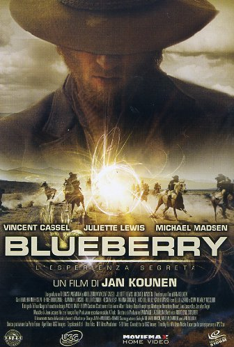 Blueberry - L'esperienza segreta [IT Import]