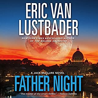 Father Night audiobook cover art