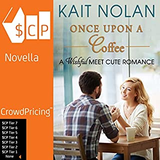 Once upon a Coffee     Meet Cute Romance, Book 4              De :                                                                                                                                 Kait Nolan                               Lu par :                                                                                                                                 Amy McFadden                      Durée : 49 min     Pas de notations     Global 0,0