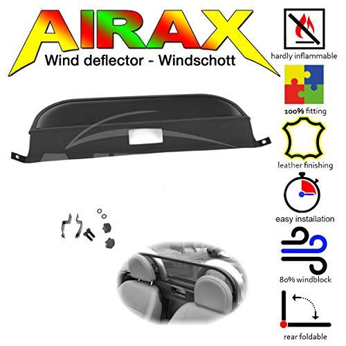 Airax Windschott für Street Ka Windabweiser Windscherm Windstop Wind deflector déflecteur de vent