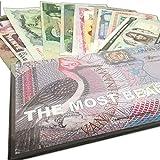IMPACTO COLECCIONABLES Billetes del Mundo - Colección de Billetes - Los 13 Billetes más Bonitos del Mundo