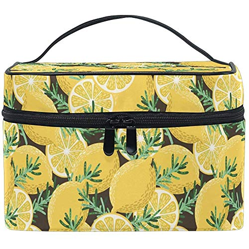 Trousse de Maquillage Rose Cactus Flower Travel Cosmetic Bags Organizer Train Case Toiletry Make Up Pouch