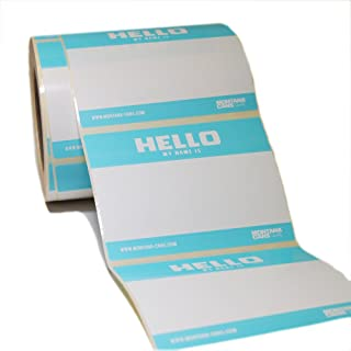Montana Cans Hello My Name Is Sticker Roll 500 Stickers for Graffiti Street Art