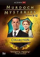 Murdoch Mysteries: Seasons 9-12 Collection [DVD]