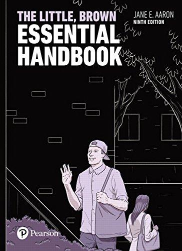 The Little, Brown Essential Handbook: