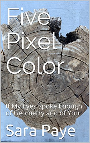 Five Pixel Color: If My Eyes Spoke Enough of Geometry and of You