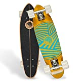 Flybar Skate Cruiser Boards - 24' - 27.5 Strong 7 Ply Canadian Maple...