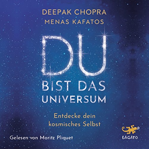 Du bist das Universum audiobook cover art