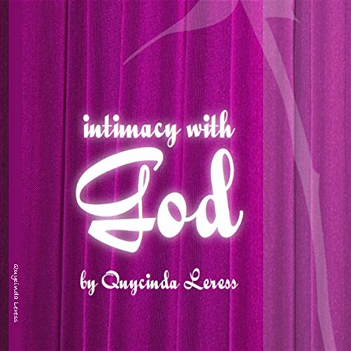 Intimacy with God audiobook cover art