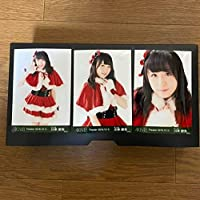 AKB48 川本紗矢 写真 月別 ランダム 2016.12 ① 3種