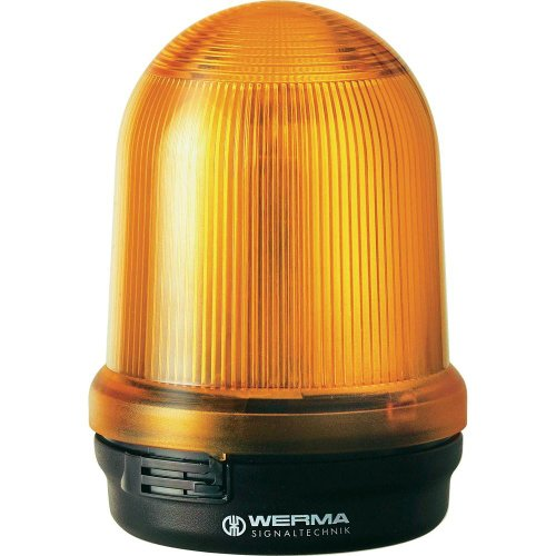 WERMA 82912068 LED-Doppelblitzleuchte BM 115-230VAC, 230 V