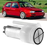 EBTOOLS Bomba de combustible, bomba de combustible eléctrica de aleación de zinc, modificación de coche de gasolina, 1H0906091D, compatible con SEAT Cordoba/Inca/IBIZA II/Toledo