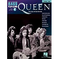 Queen: Bass Play-Along Volume 39 (Hal-Leonard Bass Play-Along) (English Edition)