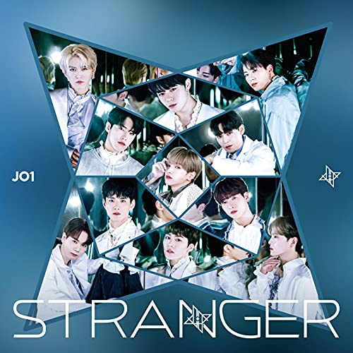 【Amazon.co.jp限定】STRANGER【通常盤】(CD ONLY)(メガジャケ付)