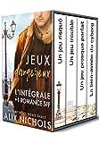 Jeux dangereux - l'intégrale: 3 romances New Adult + 1 romance SFF