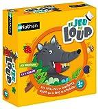 Nathan - 31129 - Le Jeu du loup - Jeu de société coopératif dès 3 ans