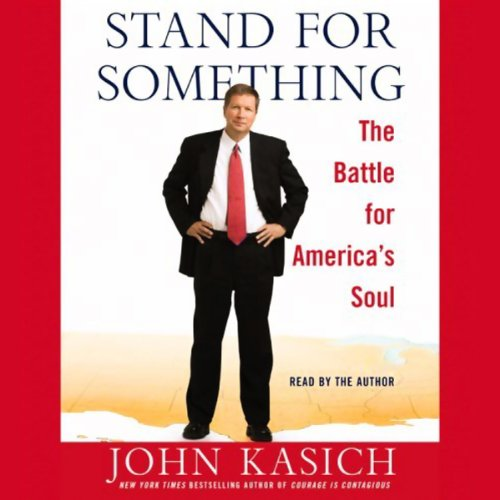 Stand for Something audiobook cover art