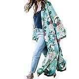 Strickjacken, Bestop Weibliche Damen Mode Bohemia Floral Kimono Oversized Lange Absatz Strickjacke...
