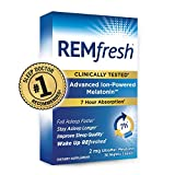 REMfresh 2mg Advanced Melatonin Sleep Aid Supplement (36 Caplets) | Sleep Supports Immune Function | #1 Doctor Recommended | Drug-Free, Pharmaceutical-Grade Sleep Aid, Ultrapure Melatonin
