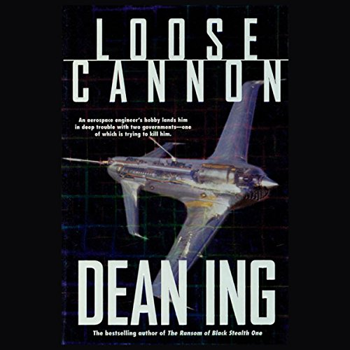 Loose Cannon audiobook cover art