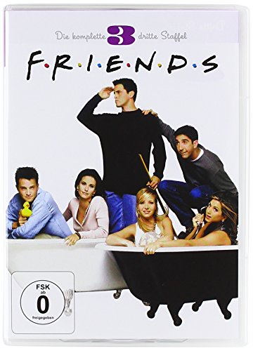 Friends - Staffel 3 Box Set (4 DVDs)