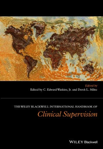 [(The Wiley International Handbook of Clinical Supervision)] [Author: JR. C. Edward Watkins] published on (June, 2014)
