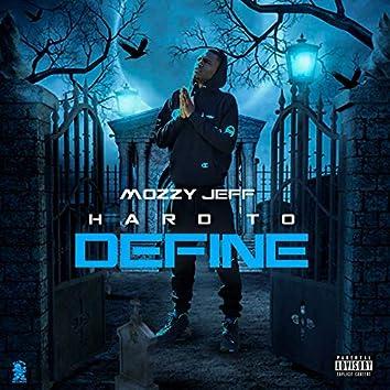 Hard To Define - EP