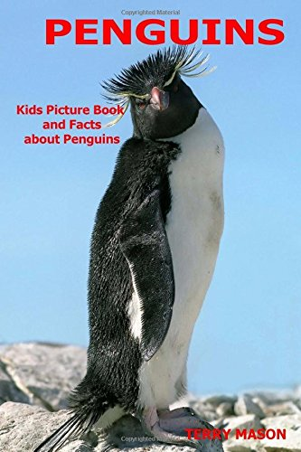 Penguins : Kids Picture Book and Facts about Penguins: Volume 1 (Facts...