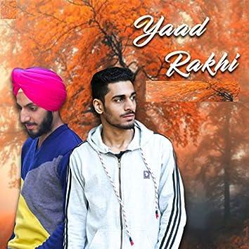 Yaad Rakhi