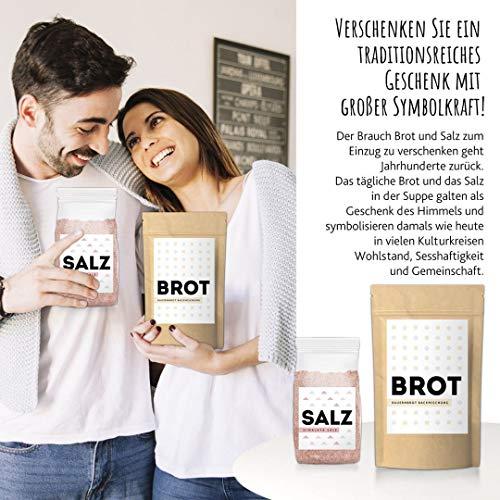Salz brot spruch und Spruch Brot