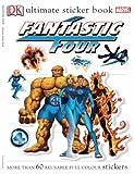 Fantastic Four Ultimate Sticker Book