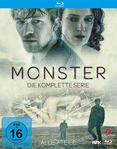 Monster - Der komplette Serienkiller-Thriller in 7 Teilen (Fernsehjuwelen) [Blu-ray]
