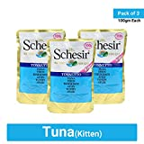 Heads Up For Tails Schesir Kitten Cat Jelly Wet Food Tuna Pouch