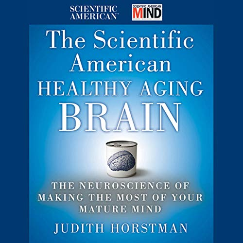 The Scientific American Healthy Aging Brain cover art