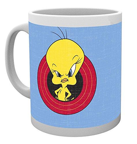 GB Eye Tweety Looney Tunes Tasse, Mehrfarbig