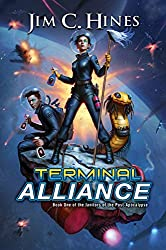 Terminal Alliance: Book One of the Janitors of the Post-Apocalypse, by Jim C. Hines
