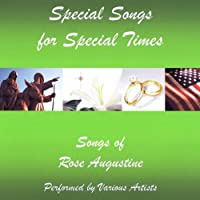 Special Songs for Special Times