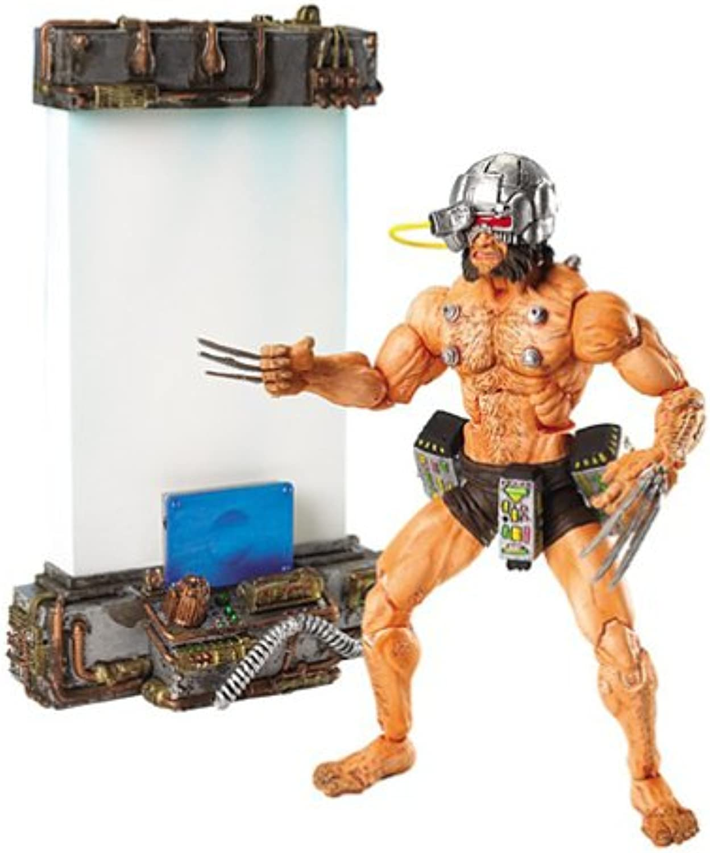 ventas directas de fábrica Juguete Biz Marvel Legends Serie VII arma X X X Wolverine Figura De Acción  nuevo listado