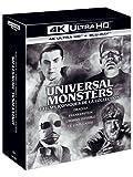 Coffret Monstres : Dracula + L'Homme invisible + Frankenstein + Le Loup-garou [Francia] [Blu-ray]