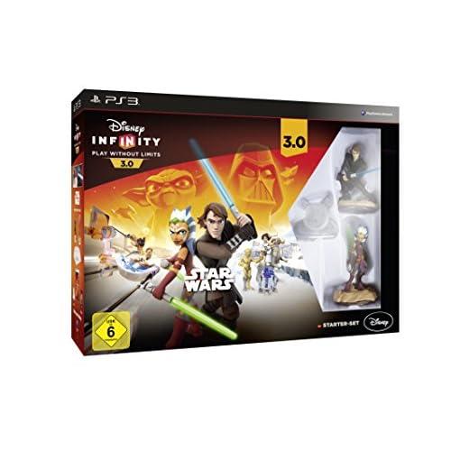 Disney Infinity 3.0: Starter-Set - PlayStation 3 - [Edizione: Germania]