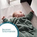 Maxi-Cosi 2006750110 Iris 2-in-1 Reisebett Baby, Kinderbett für unterwegs, für Neugeborene bis hin zu Kleinkinder, schwarz - 2