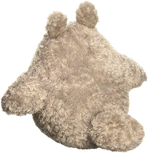 "GUND Fluffy Totoro Stuffed Animal Plush in Gray, 9"""