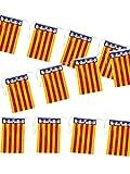 DISBACANAL Bandera plástico Baleares