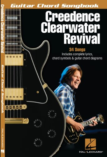 Creedence Clearwater Revival Songbook (Guitar Chord Songbooks) (English Edition)
