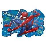 ALMACENESADAN 2346; Mantel Individual Spiderman Misa; Producto de plástico; No BPA; Dimensiones 41,5x27,5 cm