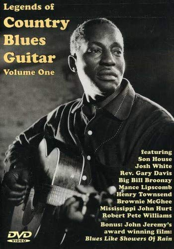 Legends of Country Blues Guitar, Vol. 1